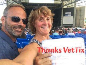 Clark/Cheryl attended STYX / Joan Jett & the Blackhearts With Special Guests Tesla on Jun 17th 2018 via VetTix