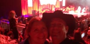 Douglas attended Sugarland on May 31st 2018 via VetTix