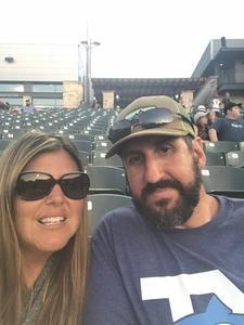 Robin attended Round Rock Express vs. Nashville Sounds - MiLB on May 30th 2018 via VetTix