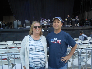 alan attended Lynyrd Skynyrd - Last of the Street Survivors Farewell Tour on May 26th 2018 via VetTix