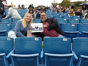 Dionicio attended Lynyrd Skynyrd - Last of the Street Survivors Farewell Tour on May 26th 2018 via VetTix