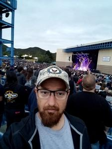 Travis attended Lynyrd Skynyrd - Last of the Street Survivors Farewell Tour on May 26th 2018 via VetTix