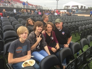 Jimmy attended STYX and Joan Jett & the Blackhearts With Special Guests Tesla on May 30th 2018 via VetTix
