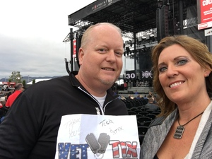 Robert attended STYX and Joan Jett & the Blackhearts With Special Guests Tesla on May 30th 2018 via VetTix