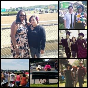 Joyce attended The 150th Belmont Stakes on Jun 9th 2018 via VetTix