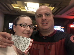 Zachary attended Steel Panther - Sunset Strip Live - 18+ Show on Jun 8th 2018 via VetTix