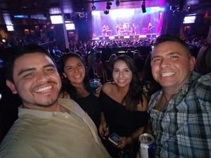 Ramon attended American Eagles USA (Tribute to The Eagles) - 18+ Show on Jun 22nd 2018 via VetTix