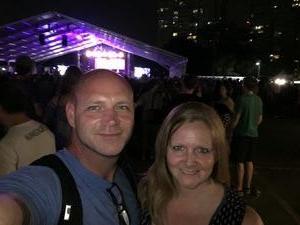 Christin attended Daryl Hall & John Oates Present Hoagienation on May 26th 2018 via VetTix