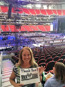 Michael attended Kenny Chesney: Trip Around the Sun Tour - Standing Room Only on May 26th 2018 via VetTix