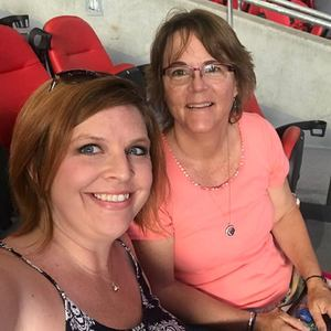 Andrea attended Kenny Chesney: Trip Around the Sun Tour - Standing Room Only on May 26th 2018 via VetTix
