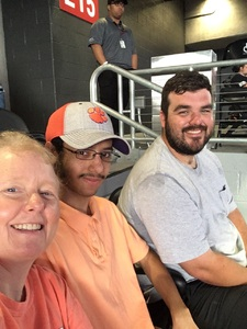 Jonathon attended Kenny Chesney: Trip Around the Sun Tour - Standing Room Only on May 26th 2018 via VetTix