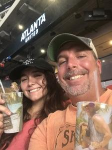 Scott attended Kenny Chesney: Trip Around the Sun Tour - Standing Room Only on May 26th 2018 via VetTix