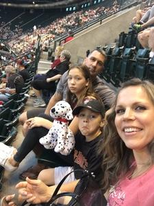 Michael attended Arizona Diamondbacks vs. Miami Marlins - MLB on Jun 1st 2018 via VetTix