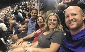 Jeremy attended Arizona Diamondbacks vs. Miami Marlins - MLB on Jun 2nd 2018 via VetTix