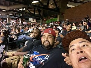 Anthony attended Arizona Diamondbacks vs. Miami Marlins - MLB on Jun 2nd 2018 via VetTix