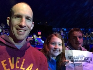 Jason attended Big Apple Circus - Philadelphia on May 27th 2018 via VetTix