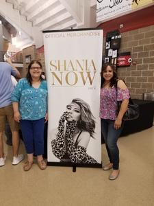 Robert attended Shania Twain: Now on Jun 12th 2018 via VetTix