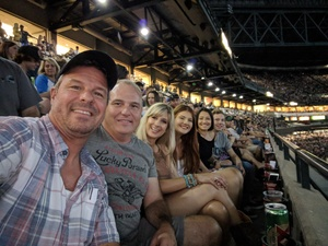 Mikel attended Kenny Chesney: Trip Around the Sun Tour on Jun 23rd 2018 via VetTix