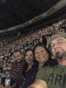 Pam attended Kenny Chesney: Trip Around the Sun Tour on Jun 23rd 2018 via VetTix