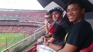 Audrey attended Cincinnati Reds vs. St. Louis Cardinals - MLB on Jun 8th 2018 via VetTix