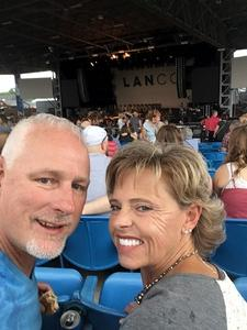 Troy attended Dierks Bentley Mountain High Tour 2018 on Jun 2nd 2018 via VetTix