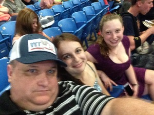 marty attended Dierks Bentley Mountain High Tour 2018 on Jun 2nd 2018 via VetTix