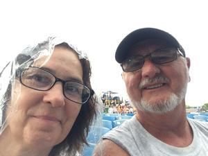 Lawrence attended Dierks Bentley Mountain High Tour 2018 on Jun 2nd 2018 via VetTix