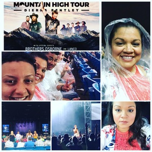 Maria attended Dierks Bentley Mountain High Tour 2018 on Jun 2nd 2018 via VetTix
