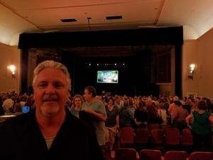 Mark attended Cesar Millan Live on Jun 23rd 2018 via VetTix
