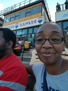 William attended 2018 US Open of Football Semifinals - Godspeed vs. Holdat - Double Header - Presented by the American Flag Football League on Jul 8th 2018 via VetTix