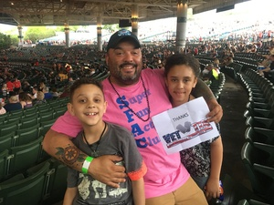 pete attended Jason Aldean High Noon Neon Tour on May 26th 2018 via VetTix