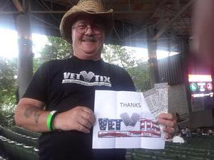Scott attended Jason Aldean High Noon Neon Tour on May 26th 2018 via VetTix