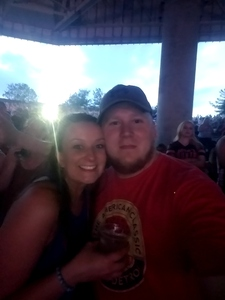 Jeffrey attended Jason Aldean High Noon Neon Tour on May 26th 2018 via VetTix