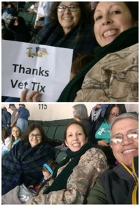 Ricardo attended Texas Stars vs. Rockford Icehogs - Game Six - Western Conference Finals - AHL on May 28th 2018 via VetTix