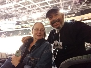 Ronald attended Texas Stars vs. Rockford Icehogs - Game Six - Western Conference Finals - AHL on May 28th 2018 via VetTix
