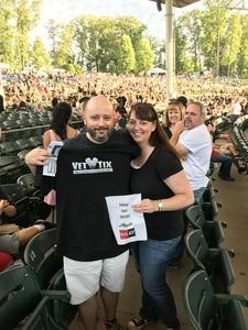 Terrence attended Poison With Special Guests Cheap Trick on Jun 5th 2018 via VetTix