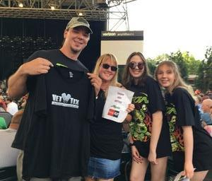 Doug attended Poison With Special Guests Cheap Trick on Jun 5th 2018 via VetTix
