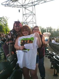 Eric attended Poison With Special Guests Cheap Trick on Jun 5th 2018 via VetTix