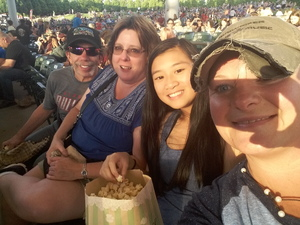 lindy attended Poison With Special Guests Cheap Trick on Jun 5th 2018 via VetTix