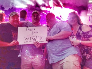Mark attended Poison With Special Guests Cheap Trick on Jun 5th 2018 via VetTix