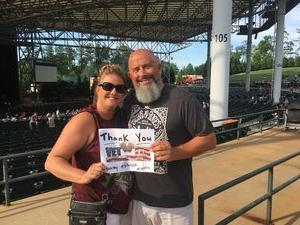 Matt attended Poison With Special Guests Cheap Trick on Jun 5th 2018 via VetTix