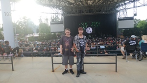 Steven attended Poison With Special Guests Cheap Trick on Jun 5th 2018 via VetTix