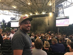Sergio attended Poison With Special Guests Cheap Trick on Jun 5th 2018 via VetTix