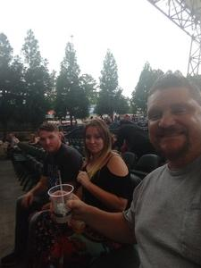 Eric attended STYX - Joan Jett & the Blackhearts With Special Guest Tesla on Jun 16th 2018 via VetTix