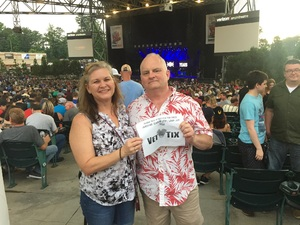 Clayton attended STYX - Joan Jett & the Blackhearts With Special Guest Tesla on Jun 16th 2018 via VetTix