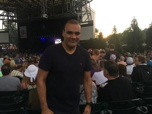 Edwin attended STYX - Joan Jett & the Blackhearts With Special Guest Tesla on Jun 16th 2018 via VetTix