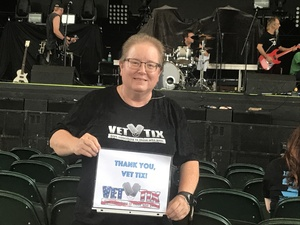 Ruth attended STYX - Joan Jett & the Blackhearts With Special Guest Tesla on Jun 16th 2018 via VetTix