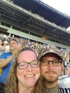 Chip attended Kenny Chesney: Trip Around the Sun Tour - Country on Jun 2nd 2018 via VetTix