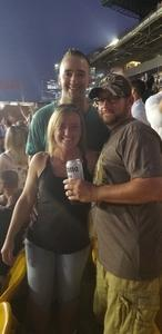 Ken attended Kenny Chesney: Trip Around the Sun Tour - Country on Jun 2nd 2018 via VetTix