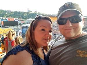Chris attended Kenny Chesney: Trip Around the Sun Tour - Country on Jun 2nd 2018 via VetTix